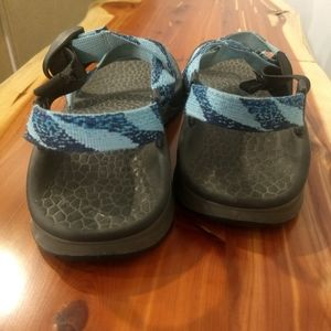 Chaco Shoes - Blue Chaco Women's 10